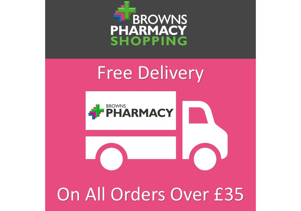 Free Delivery Over £35