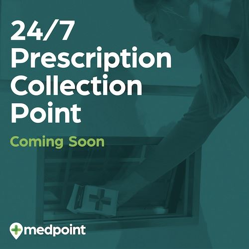 24 Hour Prescription Collection Incoming | Are You Ready For MedPoint?