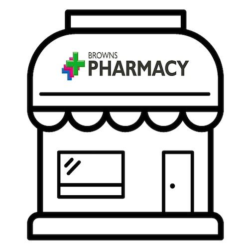 How easy is it to switch pharmacy to Browns?
