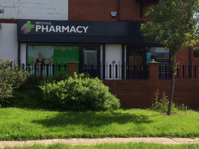 Image of Browns Pharmacy - Galley Common