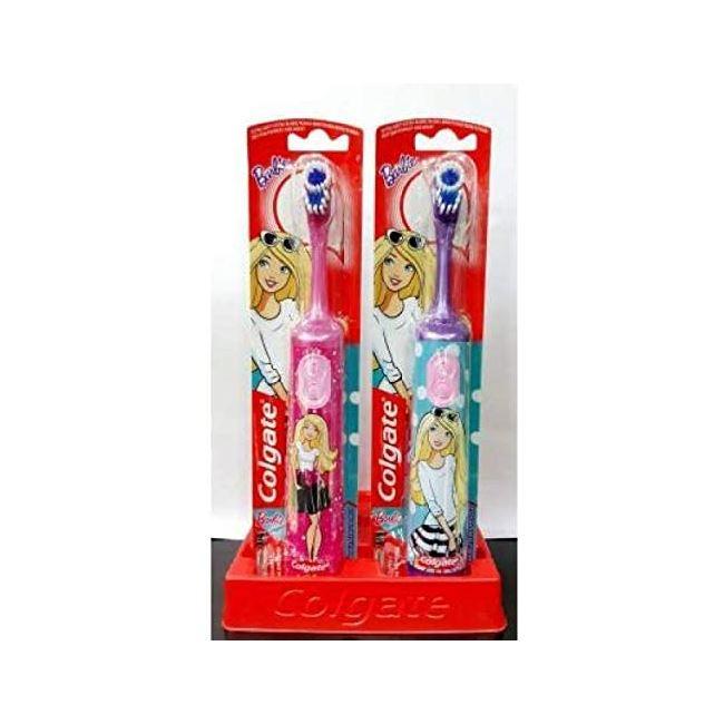 Colgate Kids 3+ Soft Barbie Electric Toothbrush