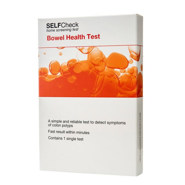 Self-Test Bowel Health Test (FIT)