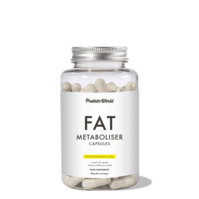 Fat Metaboliser Capsules 90