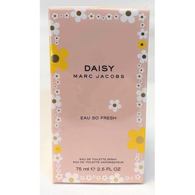 Marc Jacobs Daisy Eau So Fresh 75ml Perfume