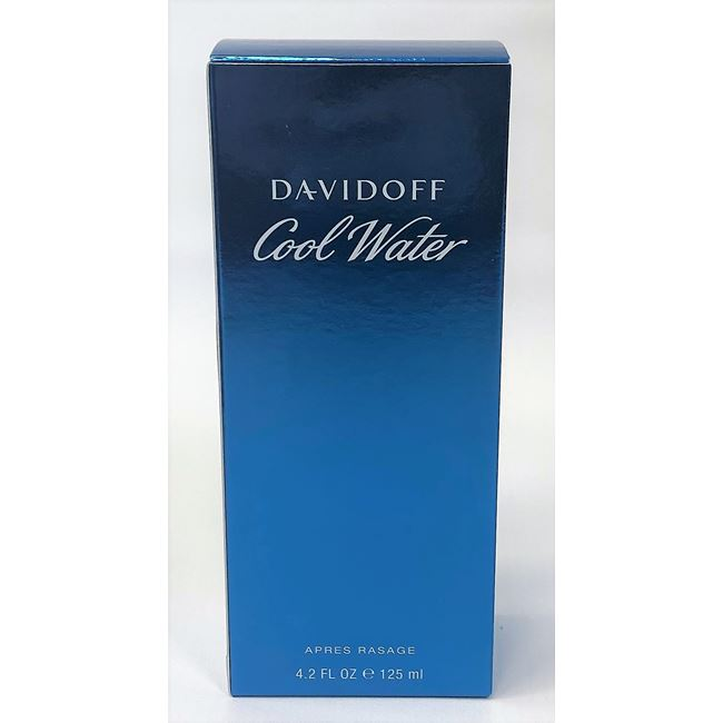 Davidoff Cool Water 125ml Aftershave