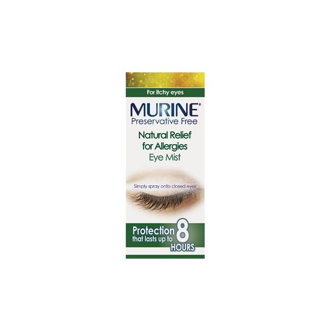 Murine Natural Allergy Eye Mist 15ml
