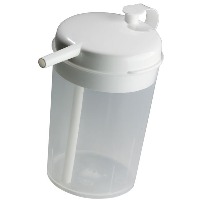 Novo Cup Non-Spill and Straw