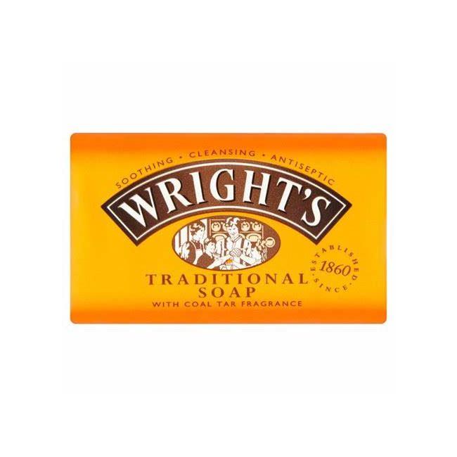 Wrights Coal Tar Soap 125g
