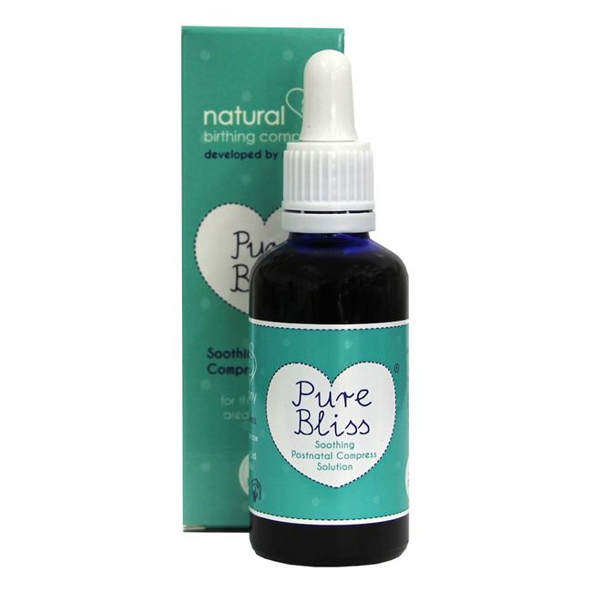 Pure Bliss Soothing Postnatal Compress Solution 50ml