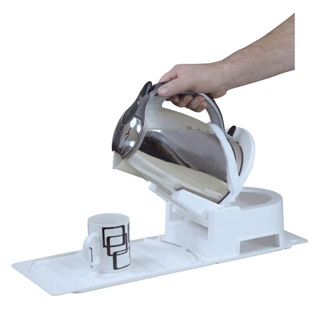 Stabliser Base for Kettle Tipper