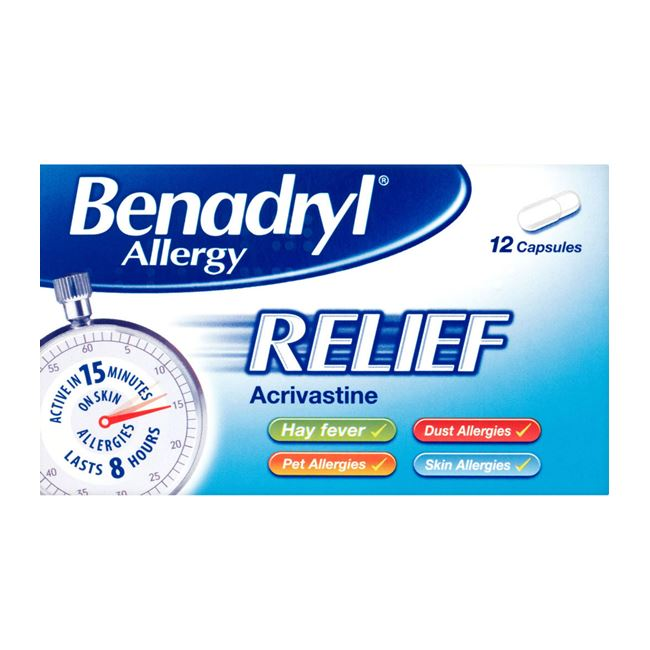 Allergy Relief Capsules