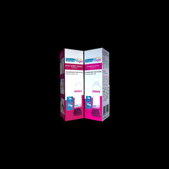 GlucoRx Torq Oral Gel Tubes 3