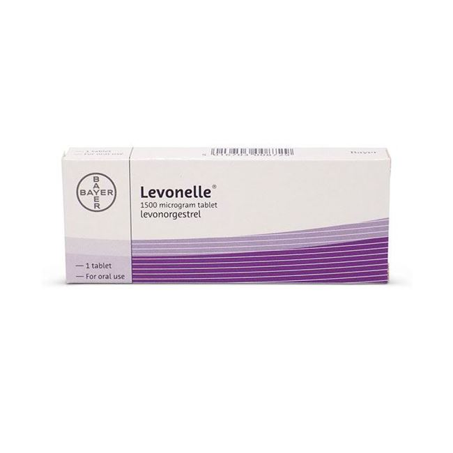 Levonelle One Step (levonorgestrel) 1500 micrograms tablet 1