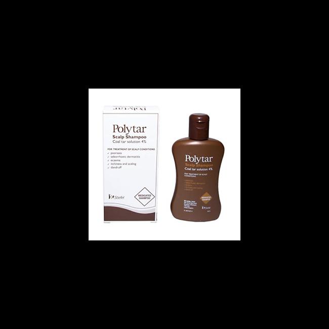 Polytar Scalp Shampoo