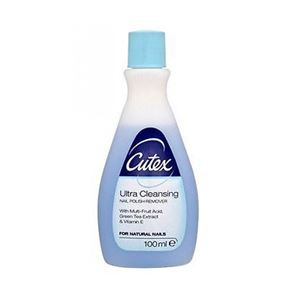 Nail Polish Remover Ultra Cleansing 100ml