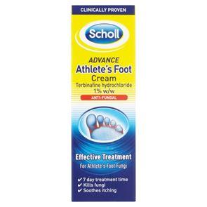 Scholl Athletes Foot Cream 15g