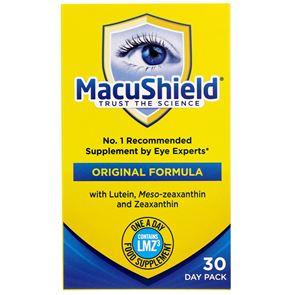 Macushield Original Formula Eye Supplements