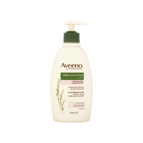 Aveeno Daily Moisturising Lotion with Lavender 300ml