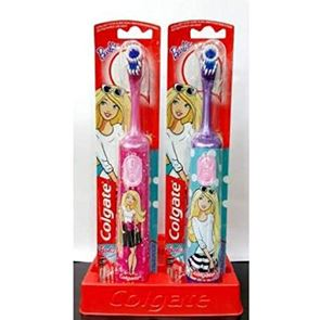 Colgate Kids 3+ Soft Barbie Electric Toothbrush
