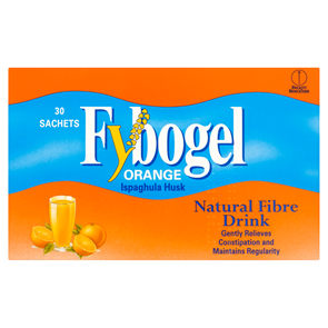Fybogel Orange (Ispaghula Husk) 3.5g sachet 30
