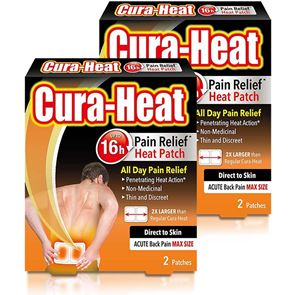 Pain Relief Heat Patch (4)