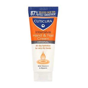 Cuticura Dry Skin Intensive Hand and Nail Cream 75ml
