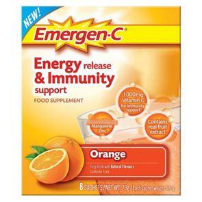 Emergen C Orange Sachets 8