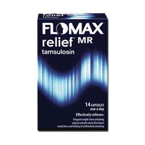 Flomax Relief MR Capsules