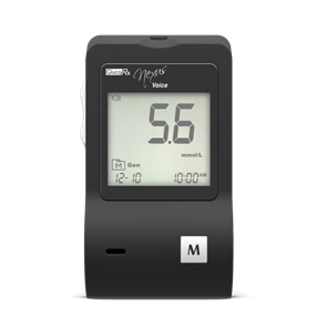 Nexus Voice Blood Glucose Monitor