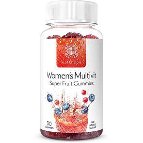 Women's Multivit Super Fruit Gummies 30