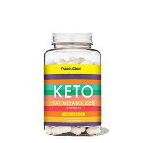 Keto Fat Metaboliser Capsules 90