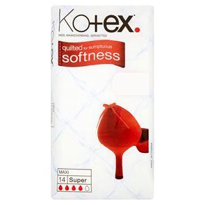 Kotex Maxi Super 14