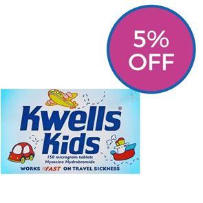 Kwells Kids 150 microgram Tablets 12