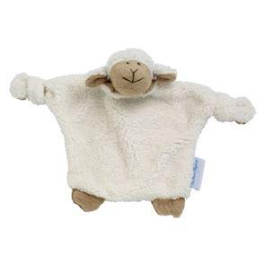 Little Lamb 'Ptimouton' Plush Comforter by Les Bebes D'Elysea