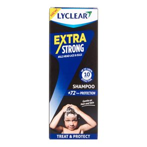 Lyclear Extra Strong Shampoo 200ml