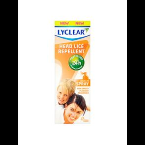 Lyclear Repellent Spray 100ml