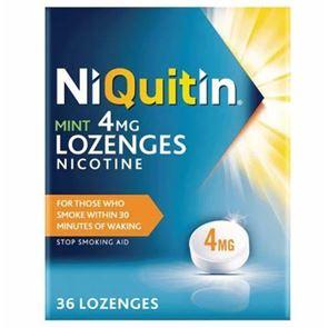 NiQuitin Mint Lozenges