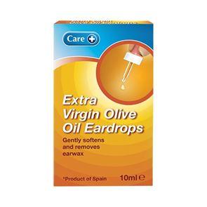 Extra Virgin Olive Oil Ear Drops 10ml