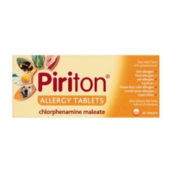 Piriton 4mg Tablets 30