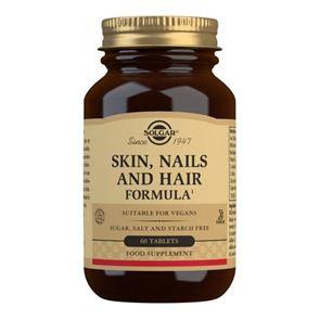 Solgar Skin, Nails & Hair Formula Tablets 60