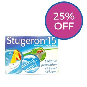 Sturgeon 15 mg Tablets 15