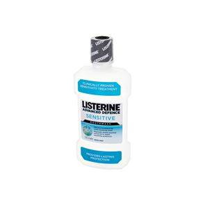 Listerine Advanced Defence Sensitive 500ml
