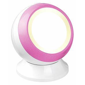 BaByliss Illuminating Globe Mirror with Mini Brush and Hair Clips BA-9446CU
