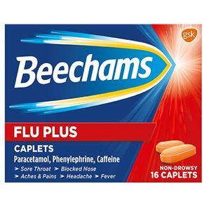 Flu Plus Tablets 16
