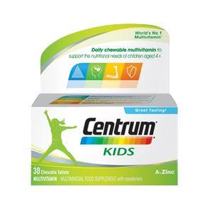 Centrum Kids Chewable Tablet 30