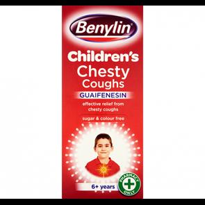 Benylin Children's Chesty Cough 125ml