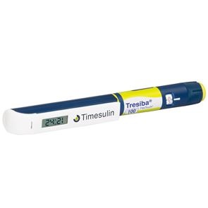 Timesulin Insulin Tracker & Timer FlexTouch Pen Replacement Cap