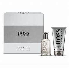 Hugo Boss Bottled 50ml EDT & Shower gel Gift Set