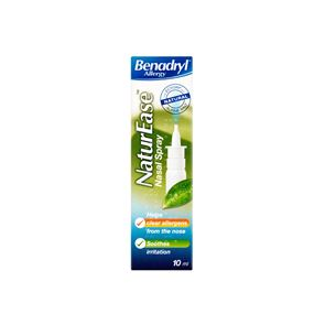 Benadryl Allergy Naturease Nasal Spray 10ml