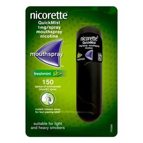 Nicorette Quickmist Freshmint Single 1 x 150